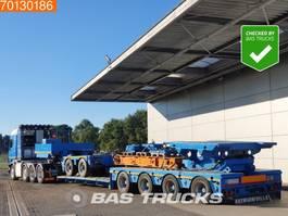 standaard trekker Scania R560 + Faymonville 2+5 STBZ 6VA 8X4 Retarder V8 Standklima Hydraulik 3-P... 2011