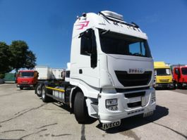 chassis cabine vrachtwagen Iveco AS260S46Y/FS E6 Lenkachse Intarder Standklima