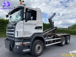 containersysteem vrachtwagen Scania R 420 Euro 4 RETARDER 2008