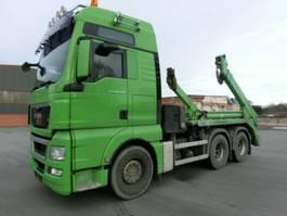 kipper vrachtwagen > 7.5 t MAN TGX 26.540 6x4 Fahrgestell- Absetzer