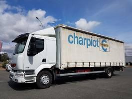 schuifzeil vrachtwagen Renault MIDLUM 270dxi.16 euro 5 2010