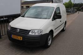 gesloten bestelwagen Volkswagen CADDY 51 KW BESTEL 2,0 SDI 2008