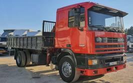 kipper vrachtwagen > 7.5 t DAF 95 ATI 430 1992