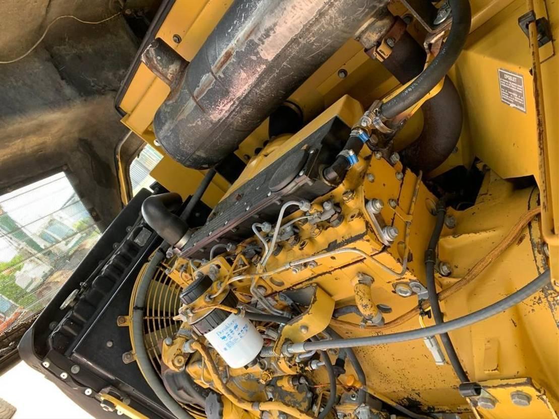 wiellader Caterpillar 914G 1995