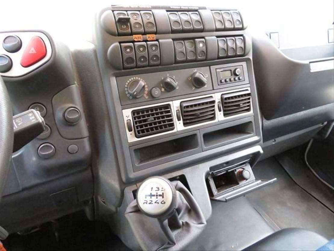 bakwagen vrachtwagen > 7.5 t Iveco Eurocargo ML90E18 2007