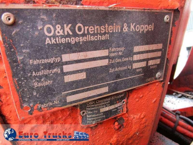 O & K - L20 6