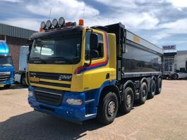 kipper vrachtwagen > 7.5 t DAF GINAF *10x4* X5250 TS - Kipper - Hyva - 23,4m3 2007
