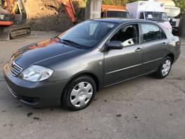 sedan auto Toyota COROLLA **BELGIAN CAR-VOITURE BELGE** COROLLA 2005