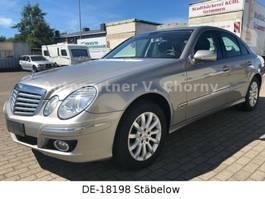 limousine auto Mercedes Benz E -Klasse Lim. E 200 Kompressor