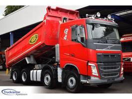 kipper vrachtwagen > 7.5 t Volvo FH 540 Euro 6, 8x4, Retarder, Truckcenter Apeldoorn 2014