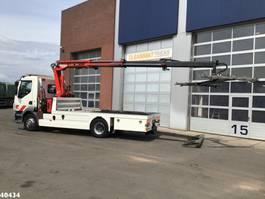 takelwagen-bergingswagen-vrachtwagen DAF FA 55 CF 180 Falkom Copma 18 ton/meter laadkraan 2012