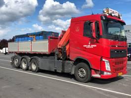 open laadbak vrachtwagen Volvo FH 500 2016