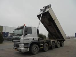 kipper vrachtwagen > 7.5 t Ginaf X 5250 2009