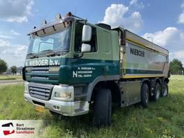 kipper vrachtwagen > 7.5 t Ginaf X 4446 TS X 4446 TS 8x8 euro 5 -2 stuks op voorraad 2008