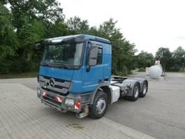 standaard trekker Mercedes Benz Actros 2644 LS 6x4 Retarder Kipphydraulik