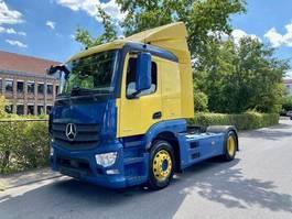 standaard trekker Mercedes Benz Actros 1836 ClassicSpace Blatt/Luft L913554 2014