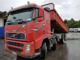 kipper vrachtwagen > 7.5 t Volvo FH480 8X2 2007