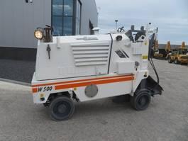 asfaltfrees Wirtgen W500 2002