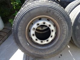 banden vrachtwagen onderdeel Michelin 2 X    385/65R22.5 BANDEN