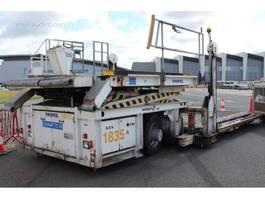 containersysteem vrachtwagen Trepel Champ 70W 2008