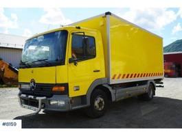 bakwagen vrachtwagen > 7.5 t Mercedes Benz 815 2000