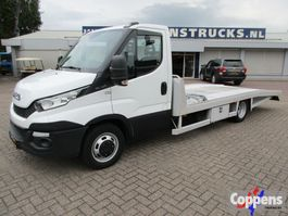 oprijwagen bedrijfswagen Iveco Daily 40 C 15 3.0L Oprijwagen 2014
