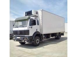 koelwagen vrachtwagen Mercedes Benz 1827 19 ton retarder hub reduction left hand drive. 1993