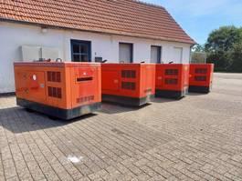 generator Himoinsa HYW-35 T5INS 50HZ 2011