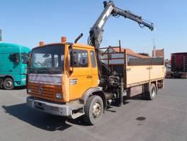 open laadbak vrachtwagen Renault midliner  M200 1990