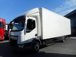 bakwagen vrachtwagen > 7.5 t DAF LF 210 FA 2017