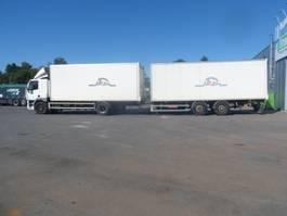 bakwagen vrachtwagen > 7.5 t DAF CF 85.410 - Euro 5 + samro - total 102 m³ 2010