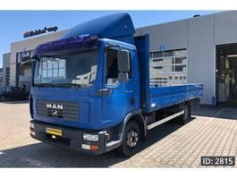 platform vrachtwagen MAN TGL 12.180 Day Cab, Euro 4 2007