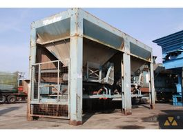 overige equipment onderdeel Parker Feed bin c/w belt feeder 1991