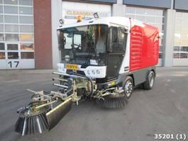 Veegmachine vrachtwagen Ravo 580 EURO5 Fast edition 72 km/h 2015