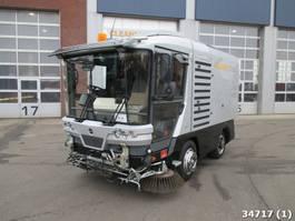 Veegmachine vrachtwagen Ravo 540 STH Euro 5 2012