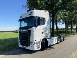standaard trekker Scania S730 6x2 Full-air Bougy V8 2017