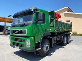 kipper vrachtwagen > 7.5 t Volvo FM13 2008