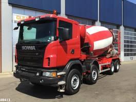 betonmixer vrachtwagen Scania G 440 8x4 DE BUF 10m3 2012