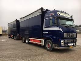 kipper vrachtwagen > 7.5 t Volvo FH 480 2008