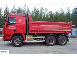 kipper vrachtwagen > 7.5 t Mercedes Benz Actros 2655 6x4 tipper Truck 2011
