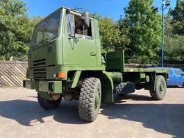 leger vrachtwagen Bedford Bedford TM 4X4 Cargo truck ex army 1989