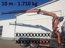 bestratingsmachine - werktuig Palfinger PK 20.000 BHX Kran Palfinger PK 20.000 BHX, 10 m - 1.710 kg 1993