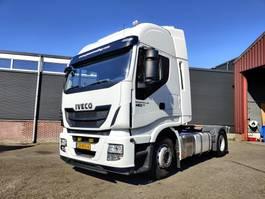standaard trekker Iveco STRALIS AS440S46 4x2 Euro6 - 2 tanks - NL truck 2014