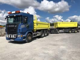 overige vrachtwagens Scania R560 2012