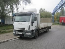 open laadbak vrachtwagen Iveco Eurocargo 120E18, Pritsche ,Hebebühne,Blatt/Luft 2006