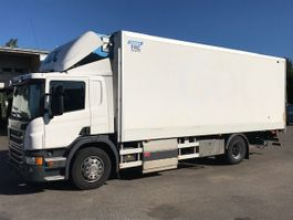 bakwagen vrachtwagen > 7.5 t Scania P270
