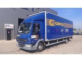 bakwagen vrachtwagen > 7.5 t DAF 45 LF 180 (FULL STEEL SUSPENSION / BELGIAN TRUCK IN GOOD CONDITION) 2008