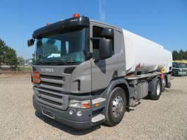 tankwagen vrachtwagen Scania P310 6x2*4 18.000 L ADR 2008