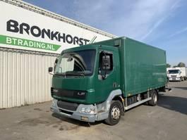 bakwagen vrachtwagen > 7.5 t DAF LF 45.180 Box body - Full Steel - Dhollandia tail lift - 5497 2003