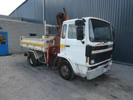 kipper vrachtwagen > 7.5 t Renault S180 1990